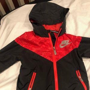 Nike rain jacket ✨